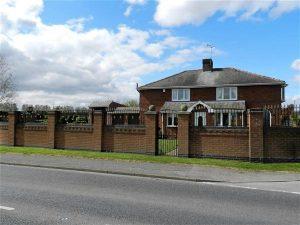 Thoresby Villas, Retford Road, Newark